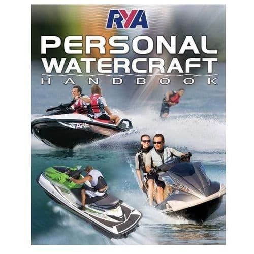 RYA Personal Watercraft Handbook (G35)